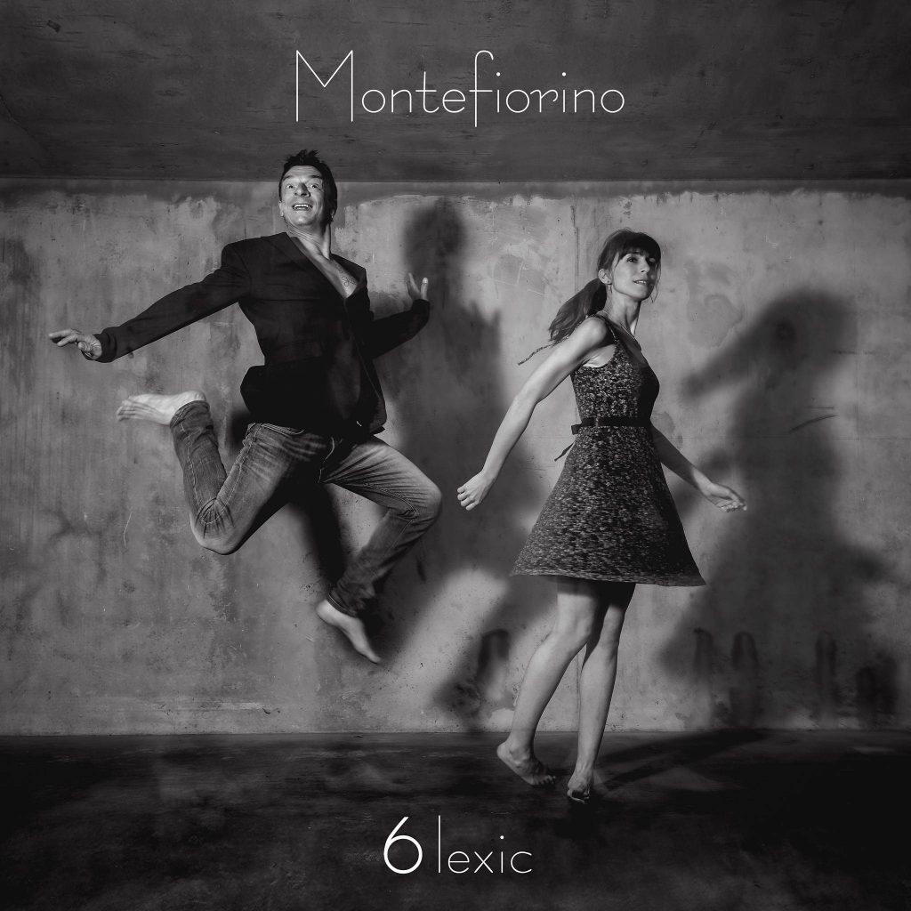 Pochette Album Montefiorino de 6lexic - André Rossi (interprète auteur compositeur ) Lison Steger (intrerprète, compositrice) Aurélien Régis-Recous (batteur)