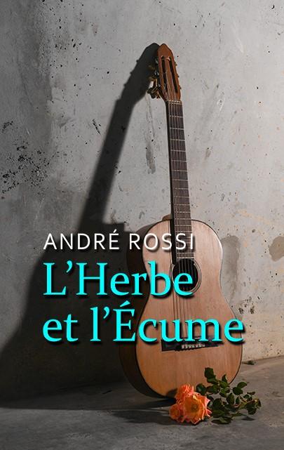 L'Herbe et l'Ecume - Livre d'André Rossi