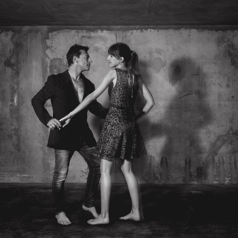 André Rossi & Lison Steger - 6lexic - Photo de l'album Montefiorino