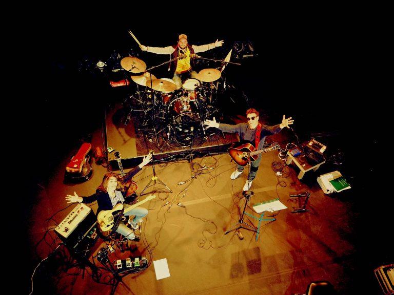 6lexic en Résidence pour l'album Milkomeda